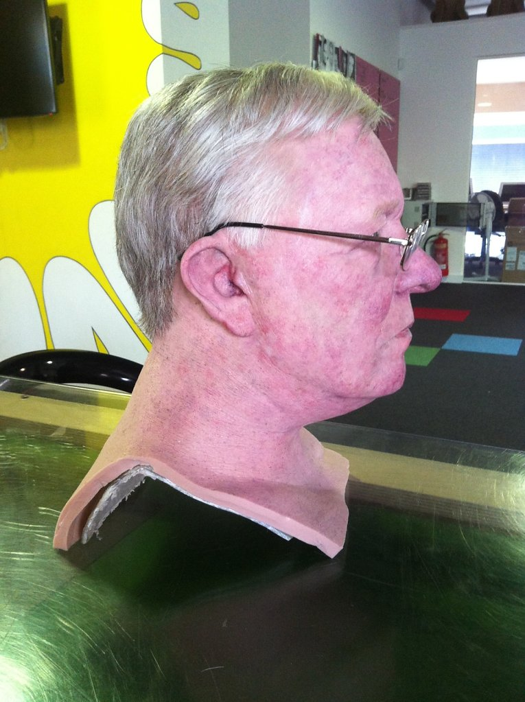 Sir Alex Furguson Dummy